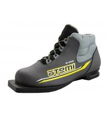 Ботинки лыжные Atemi А210 yellow размер 45