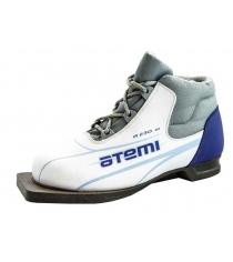 Ботинки лыжные Atemi А230 Jr white размер 30