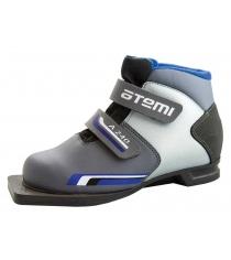 Ботинки лыжные Atemi А240 Jr blue размер 31