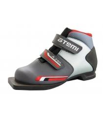 Ботинки лыжные Atemi А240 Jr red размер 30