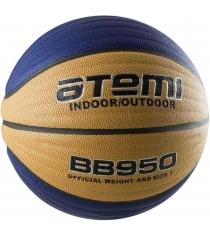 Мяч баскетбольный Atemi 8 панелей BB950 размер 7