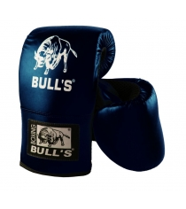 Перчатки снарядные Atemi Bulls черные размер M