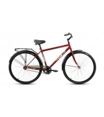 Велосипед Altair City High 28 бордовый размер рамы 19