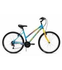 Велосипед Altair MTB HT 26 1.0 Lady голубой размер рамы 17