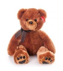 Мягкая игрушка Aurora Медведь тёмно-коричневый 70 см 41-102