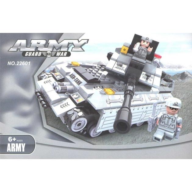 Конструктор армия танк 299 дет Ausini Г35832