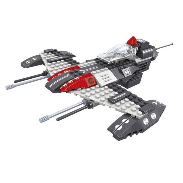 Конструктор космический корабль 129 дет Ausini Г44468