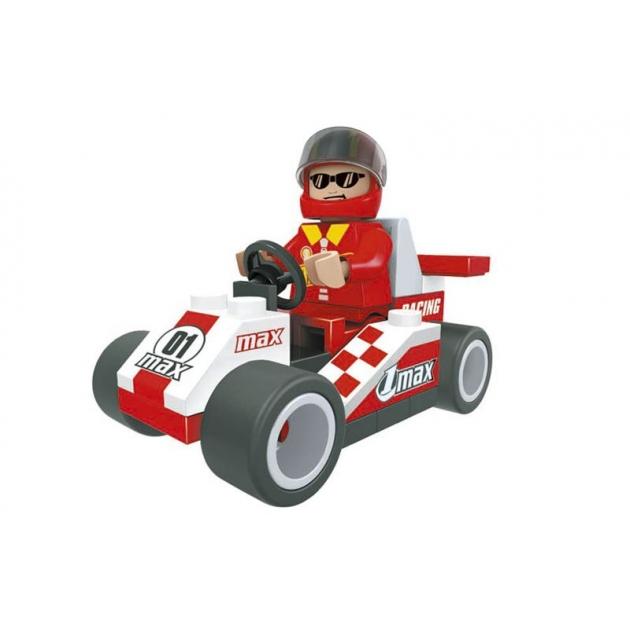 Конструктор гонка формула чемпиона карт 01 max 36 деталей Ausini Г35848
