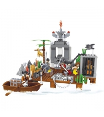 Конструктор Ausini пираты 27601