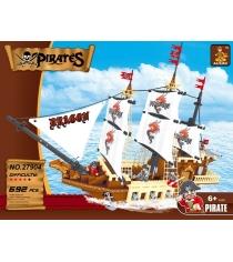 Конструктор Ausini пираты 27904