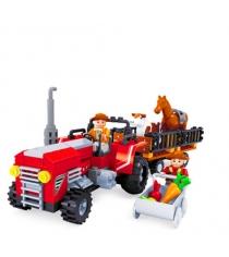 Развивающий конструктор Ausini ферма 28505
