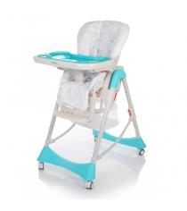 Стульчик для кормления Baby Care Love Bear Blue