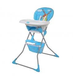 Стульчик для кормления Baby Care Tea Time Blue