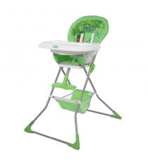 Стульчик для кормления Baby Care Tea Time Green