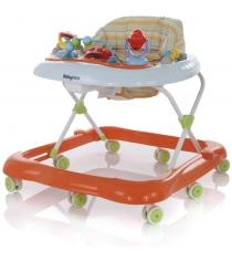 Ходунки Baby Care Top-Top BG0509 Оранжевый