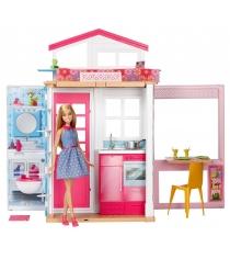 Домик и кукла Barbie DVV48