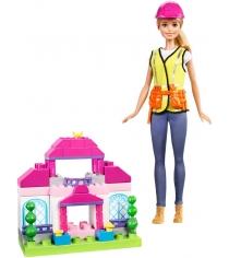 Кукла Barbie строитель FCP76