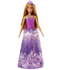 Кукла Barbie волшебная принцесса FJC97