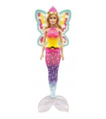 Кукла Barbie сказочная принцесса фея русалка FJD08