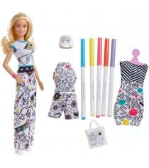 Кукла Barbie из серии стиль FPH90