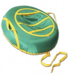 Тюбинг Belon эконом зеленый 85 см СВ-004-О/З