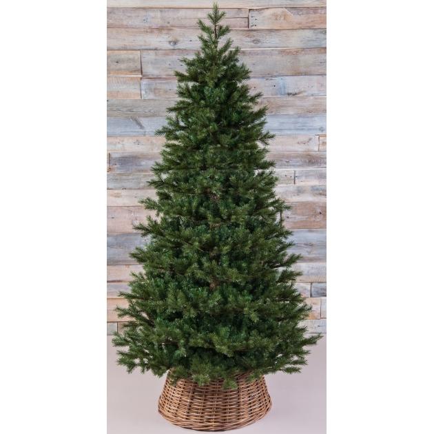 Искусственная елка Black Box балканская 155 см зеленая