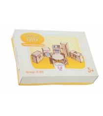 Набор кукольной мебели Большой слон Кухня М-003