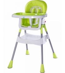 Стульчик для кормления Caretero Pop Green зеленый TERO-7264