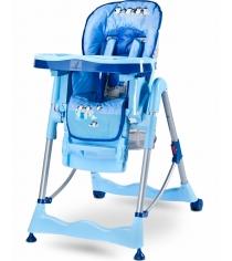Стульчик для кормления Caretero Magnus Fun Blue голубой TERO-7301