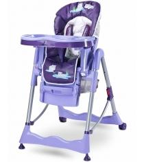 Стульчик для кормления Caretero Magnus Fun Purple фиолетовый TERO-7304