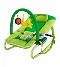 Шезлонг Caretero Astral Green зеленый TERO-801