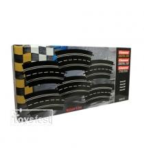 Дополнительные части Carrera go поворот 6 шт Evolution DIG132 DIG124 20573