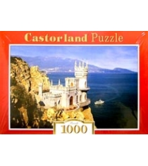 Puzzle 1000 с 101160 ласточкино гнездо Castorland Р67656