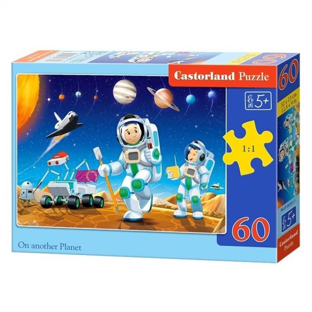 Пазл на другой планете 60 элементов Castorland Р84906