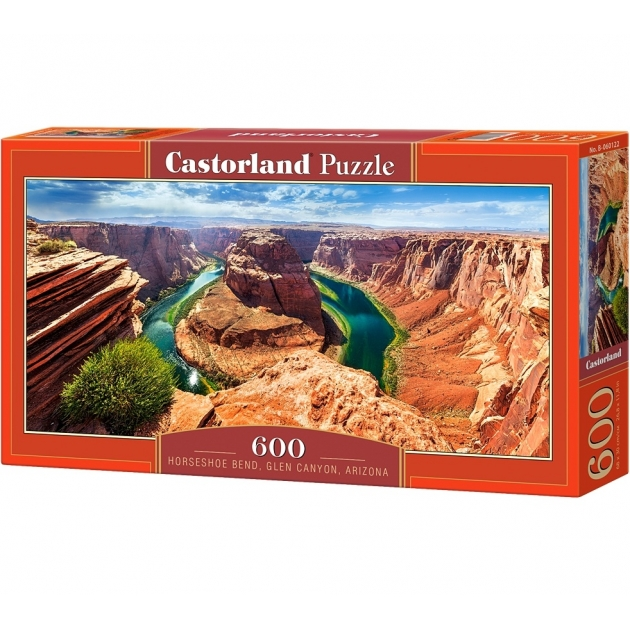 Пазл сша гранд каньон 600 элементов Castorland Р89197
