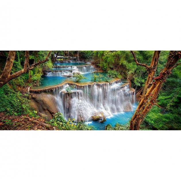 Пазл водопад 600 элементов Castorland Р87768