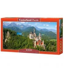 Пазл германия замок нойшванштайн 4000 элементов Castorland C-400218
