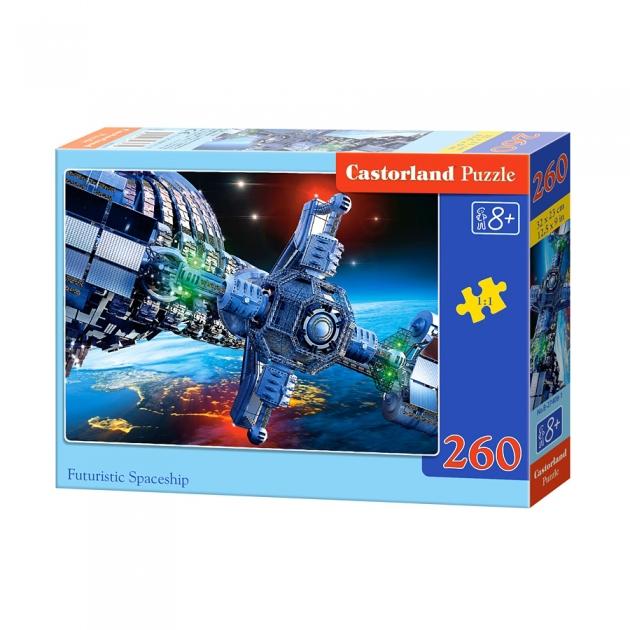 Пазл космический корабль 260 элементов Castorland Р84213