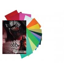 Цветная бумага звездные войны 16 листов 8 цветов Centrum 87315