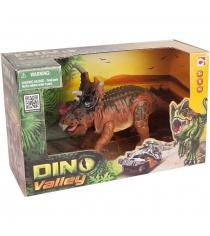 Интерактивная игрушка Chap Mei Dino Valley Пахиринозавр 520008-3