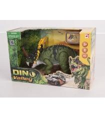 Интерактивная игрушка Chap Mei Dino Valley Стиракозавр 520102-2