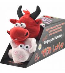 Набор интерактивных игрушек бык и свинья Chericole CTC-88BP
