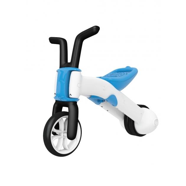 Беговел велобег для самых маленьких Chillafish bunzi синий
