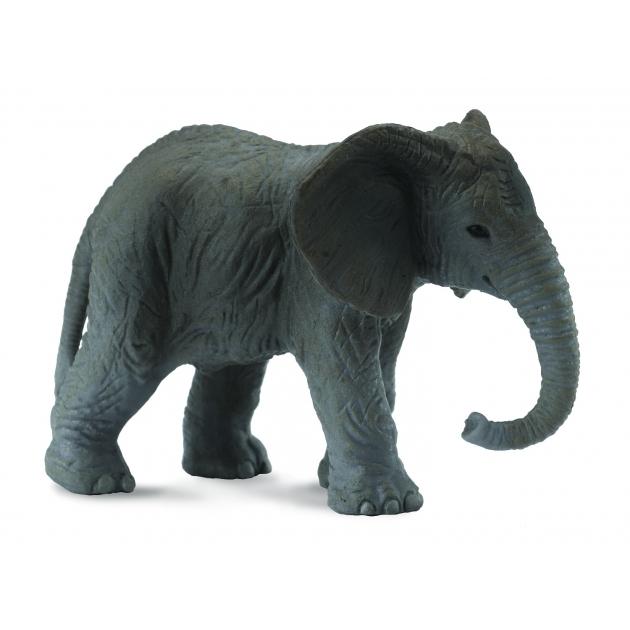 Африканский слоненок s 6 см Collecta 88026b