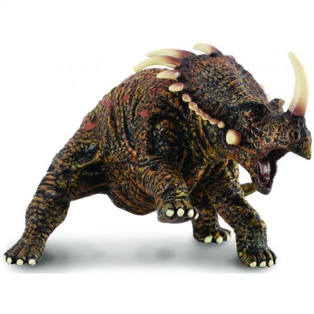 Стиракозавр коричневый Collecta 88147b