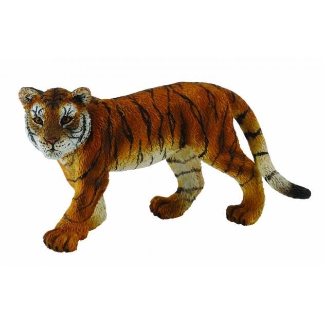 Детеныш сибирского тигра m 7 5 см Collecta 88413b