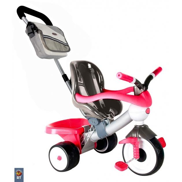 Велосипед 3х колесный Coloma comfort angel pink alumini 891 07 3464
