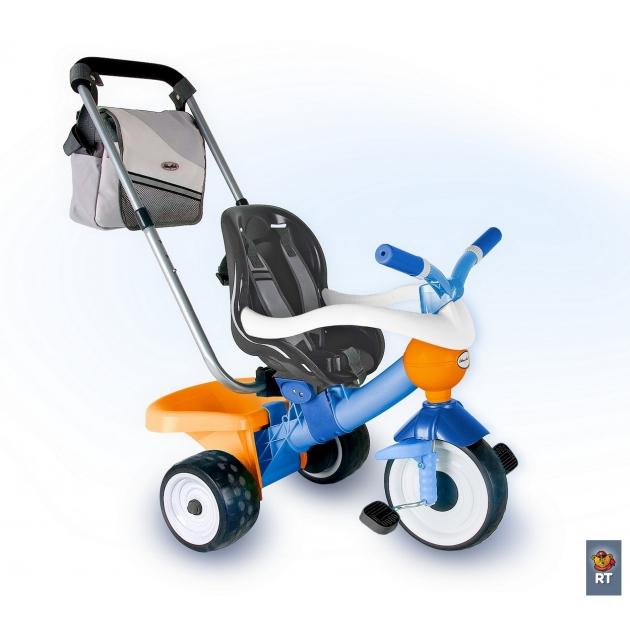 Велосипед 3х колесный Coloma comfort angel blue alumini 891 14 3471