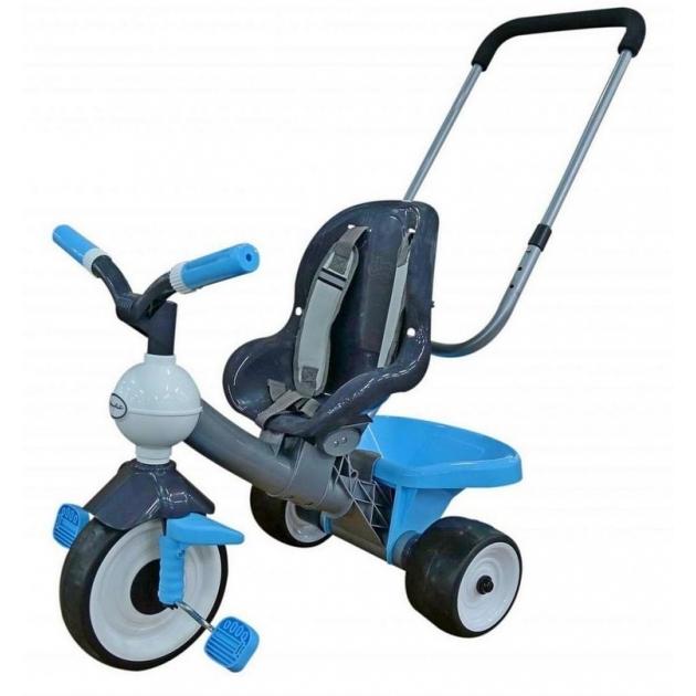 Велосипед 3х колесный Coloma angel blue 46437 5602