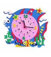 Набор для творчества Color kit часы рыбка CL008